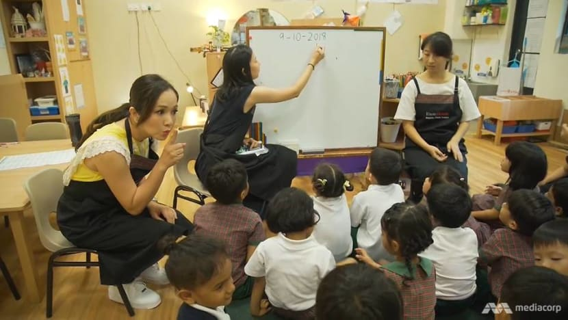 Why it's still so hard to have more early childhood educators in Singapore