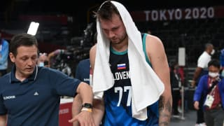 仅靠球星无法撑起全队 斯洛文尼亚男篮止步四强