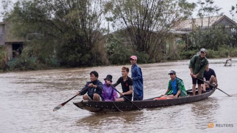 Vietnam ready to evacuate 1.3 million people as Typhoon Molave approaches