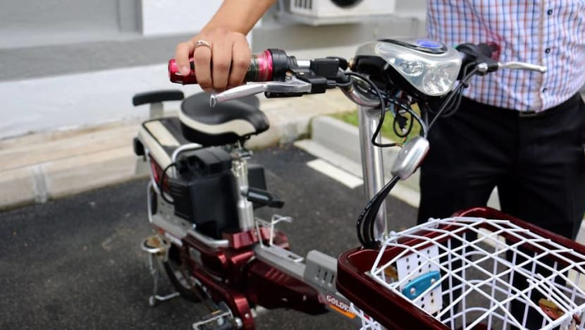 Theory test for e-bike, e-scooter riders to cost S$5 during first three months