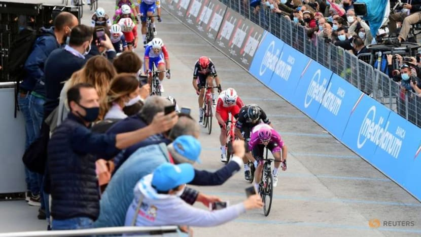 Two more COVID-19 positives at Giro d'Italia