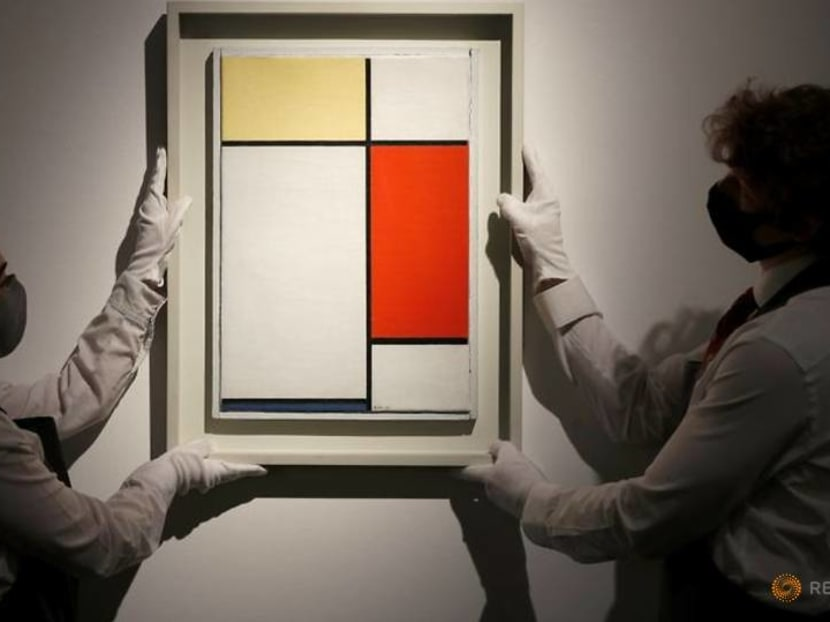 Picasso, Mondrian artworks go on show in London