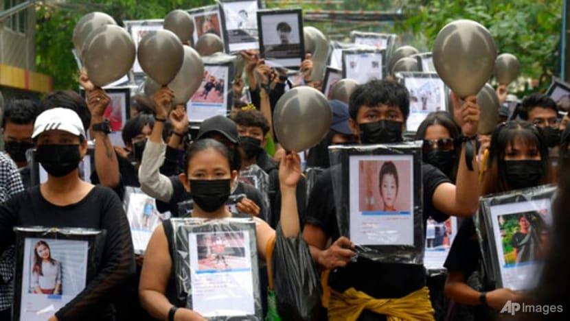 Myanmar's online pop-up markets raise funds for protest