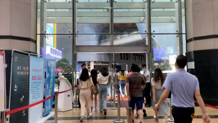 Shenzhen skyscraper closed as officials seek cause of shaking