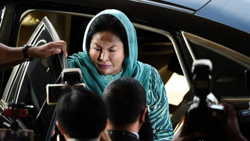 Rosmah Mansor claims trial to new graft charge over Sarawak schools project