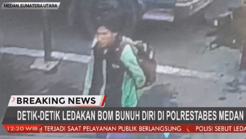 Indonesia police identify suspected 'lone wolf' Medan suicide bomber