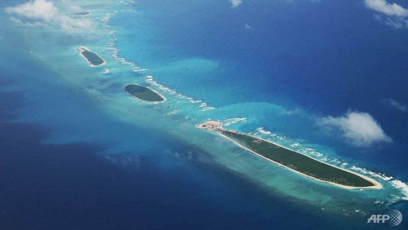 Vietnam says Chinese bomber at disputed islands 'jeopardises peace'
