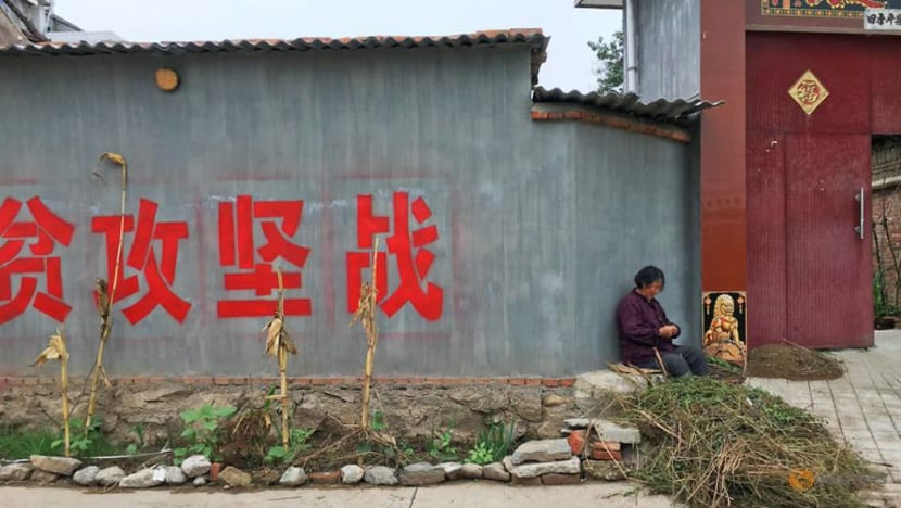 Commentary: A hundred years of revolution, China still can't take its eyes off poverty