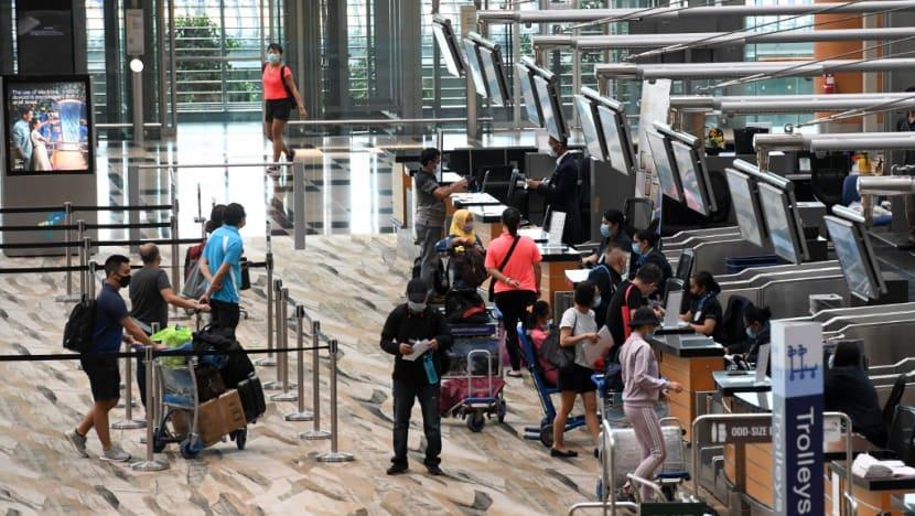 COVID-19: Singapore to pilot business travel pass for senior executives with regional, international responsibilities