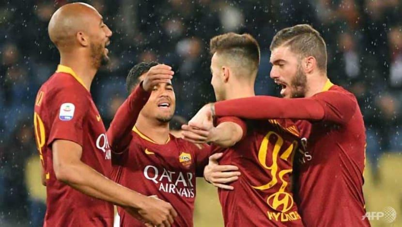 Football: Ranieri off to winning start with Roma