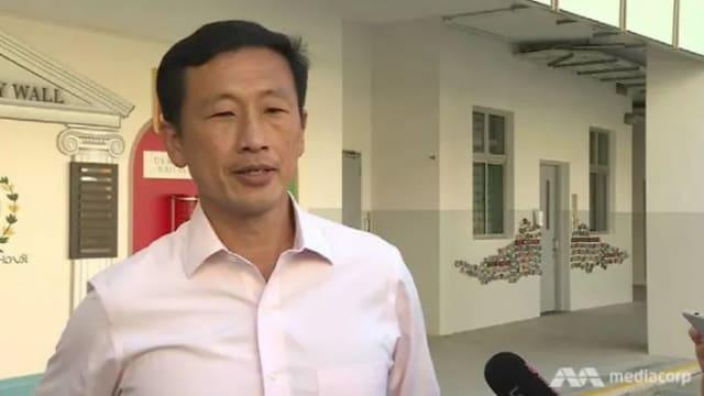 【新加坡大选】王乙康上载不符选举规则视频事件 警方将不采取进一步行动