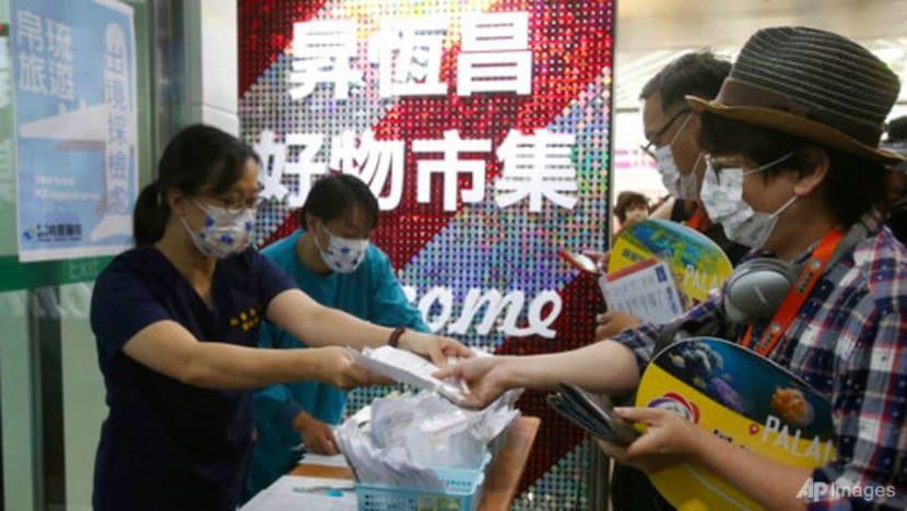 Taiwan, Palau launch COVID-19 travel bubble