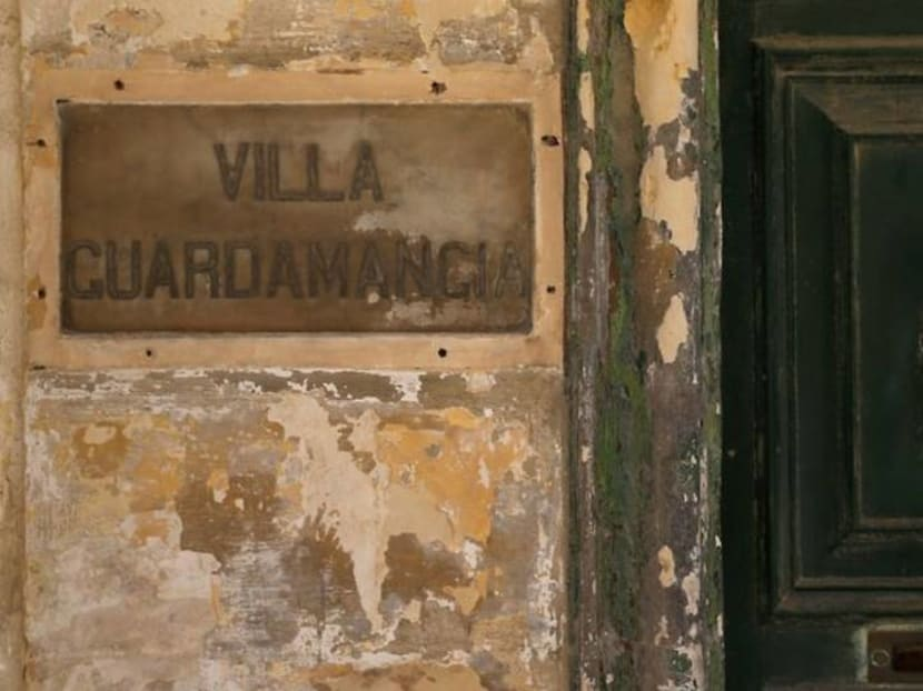 A tour of crumbling Malta villa where UK's queen lived in her 20s