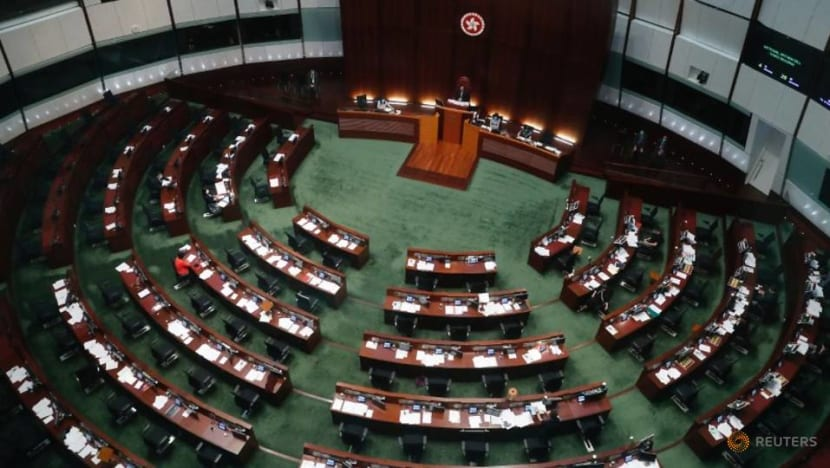 Hong Kong disqualifies four opposition lawmakers following Beijing resolution