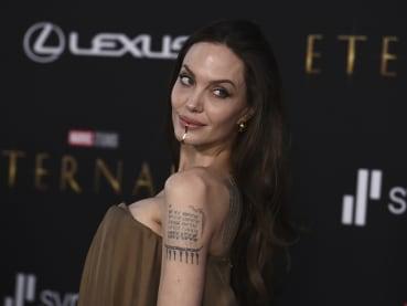 Marvel stars Angelina Jolie, Gemma Chan and more attend Eternals world premiere