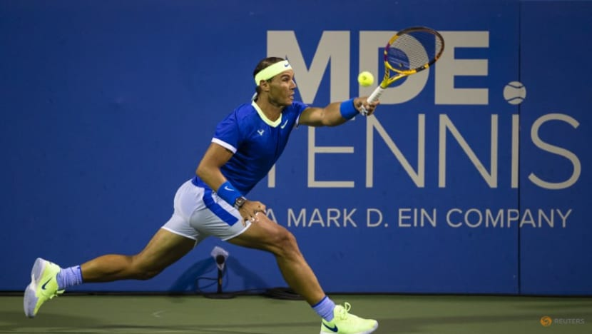 Tennis: Nadal hopes to find footing at Toronto hardcourt event