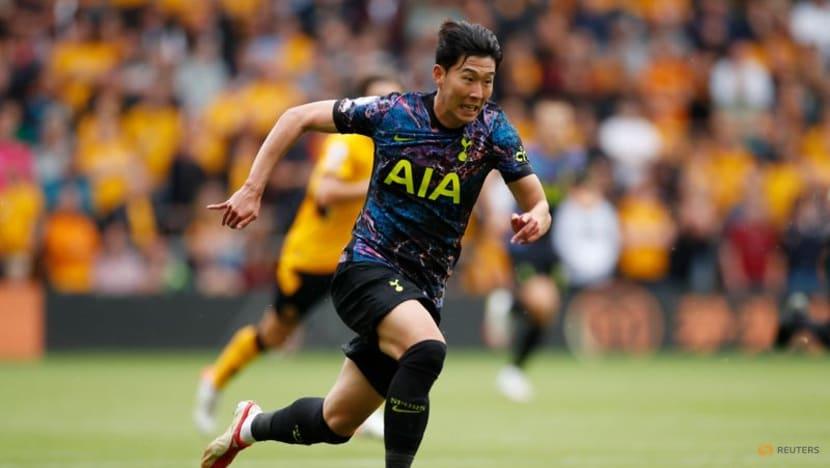 Football: Bento names Spurs' Son in Korean squad despite injury concerns