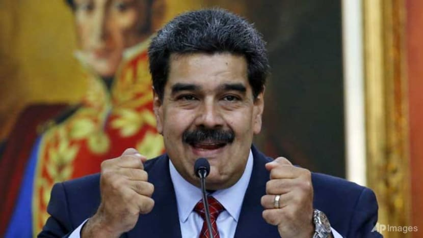 Maduro rejects call for elections amid mounting pressure