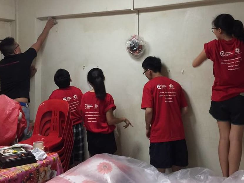 Commentary: What youths who volunteer can teach us
