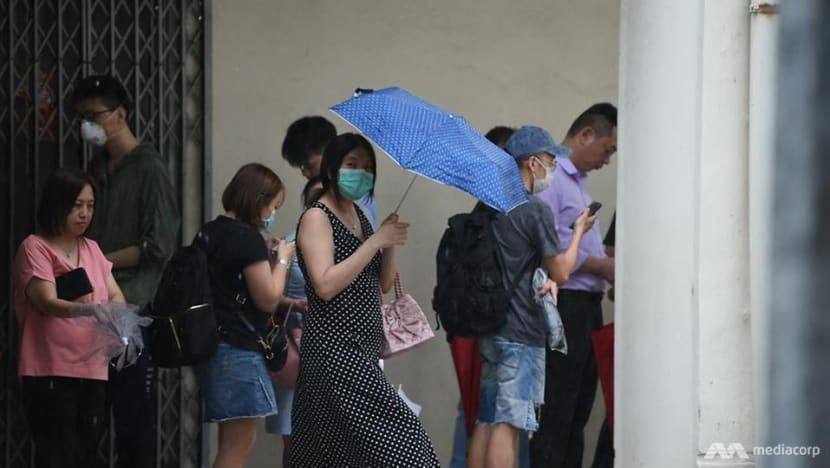 Coronavirus outbreak: Schools, eldercare facilities to suspend large gatherings after first local transmission