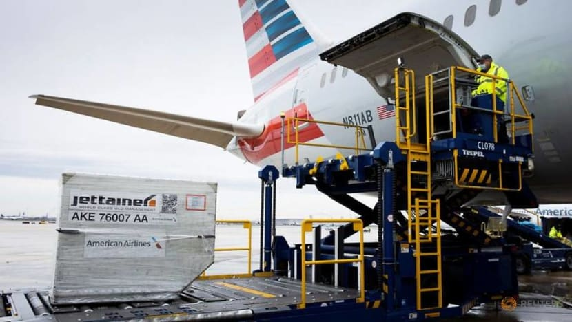 Vaccine airlift delivers shot in the arm for airlines