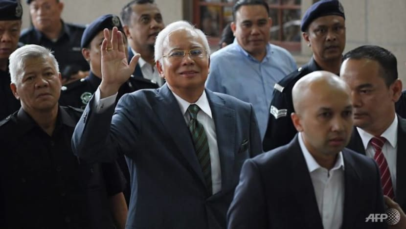 Former Malaysian PM Najib Razak charged with 3 counts of money laundering