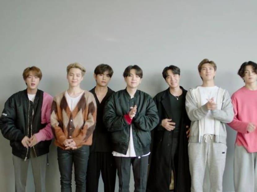 K-pop kings BTS win 4 MTV Europe Music Awards at virtual ceremony