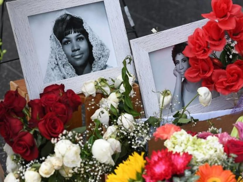 Aretha: Muse and soundtrack of US civil rights movement