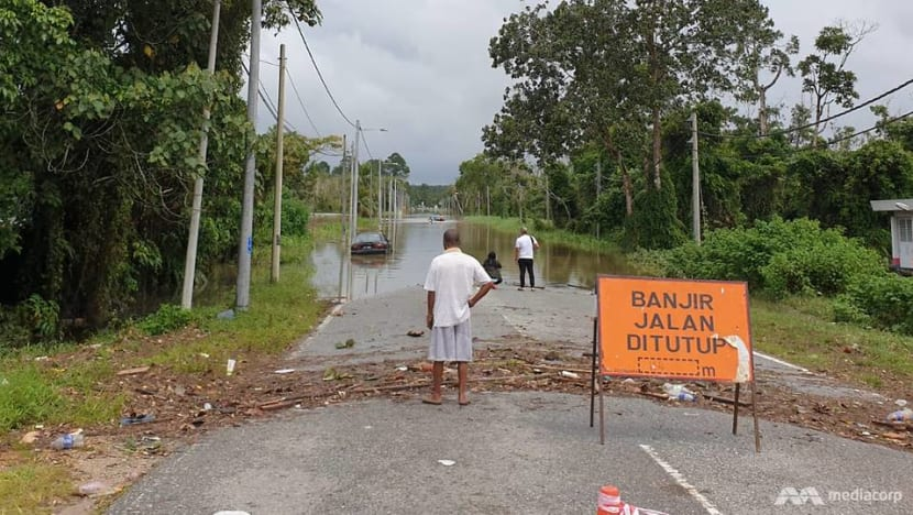 More than 7,000 evacuees remain in flood relief centres in Johor