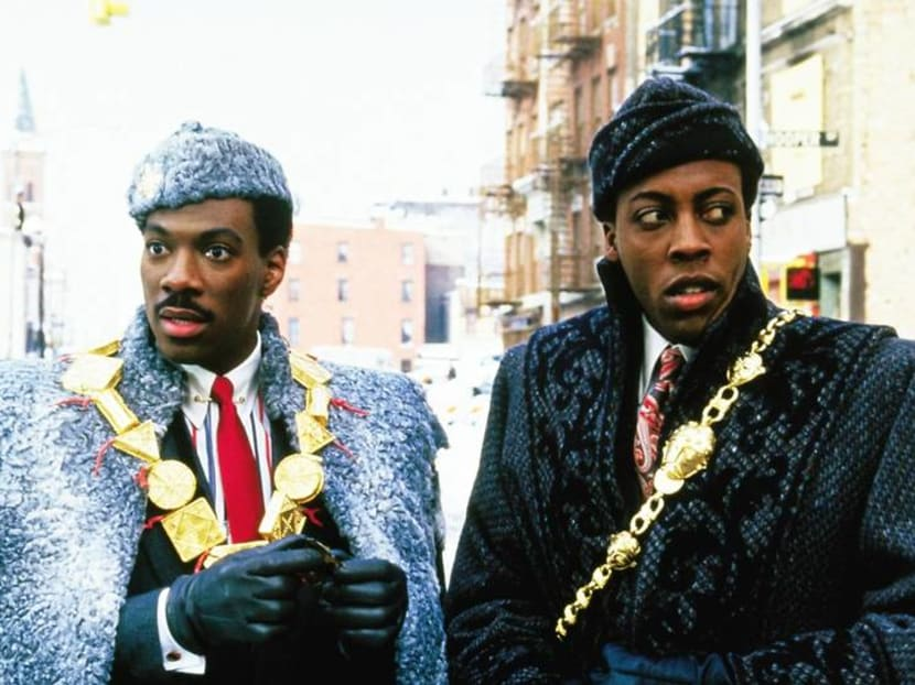 Eddie Murphy's classic Coming To America sequel is finally happening