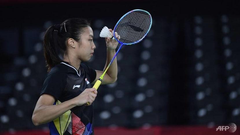 Badminton: Singapore's Yeo Jia Min loses to South Korea's Kim Ga-eun at Tokyo Olympics
