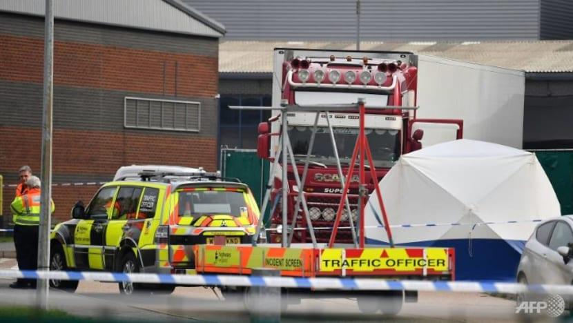 Vietnamese truck victim was at Dutch migrant centre: Report