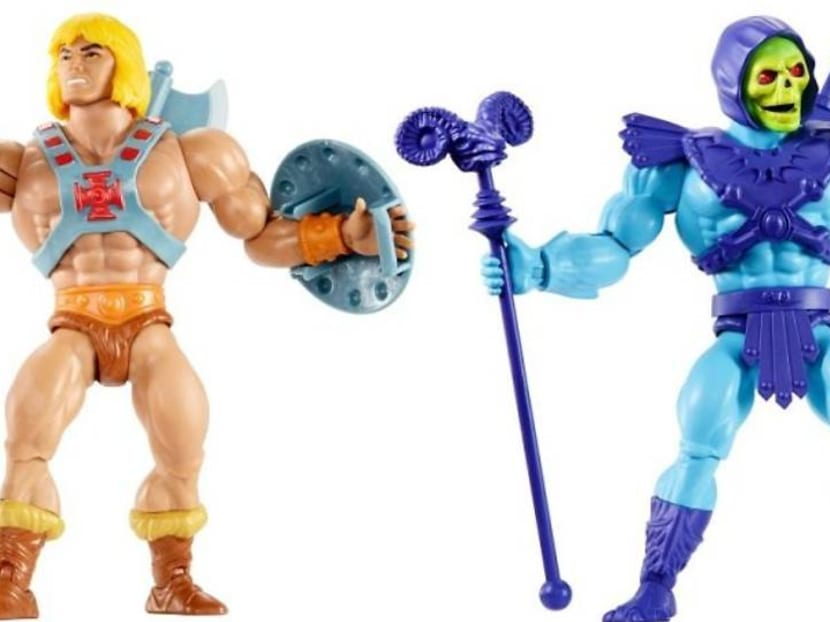 By the power of Mattel, you can get vintage He-Man and Skeletor action figures again