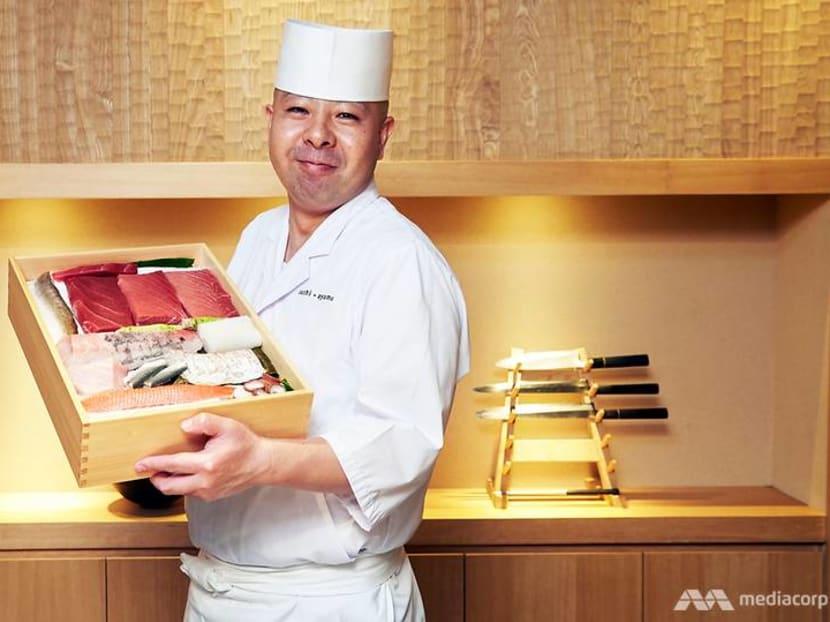 CNA Lifestyle Experiences: An Edomae-style omakase journey at Sushi Ayumu