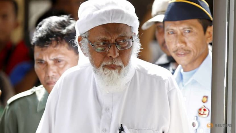 Indonesia reviews early release for Abu Bakar Bashir, the cleric linked to Bali bombings