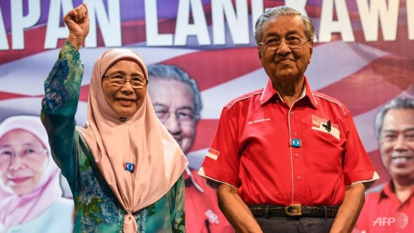Not easy to fulfil election pledges within 100 days: Malaysia DPM Wan Azizah