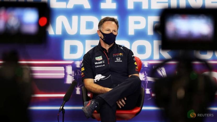 Horner tells Wolff to mind his own business with engine talk
