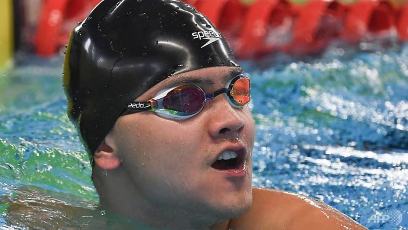 Schooling in 'right frame of mind' to focus on 100m fly: Head coach Gary Tan