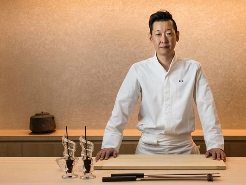 What a gut-busting, 15-course lunch at Singapore's newest Japanese restaurant is like