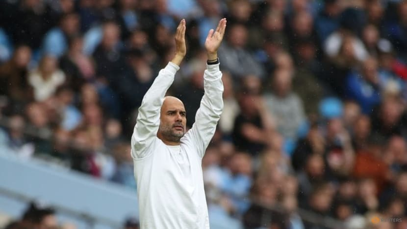 Football: Guardiola says he has no plans to leave Man City in 2023