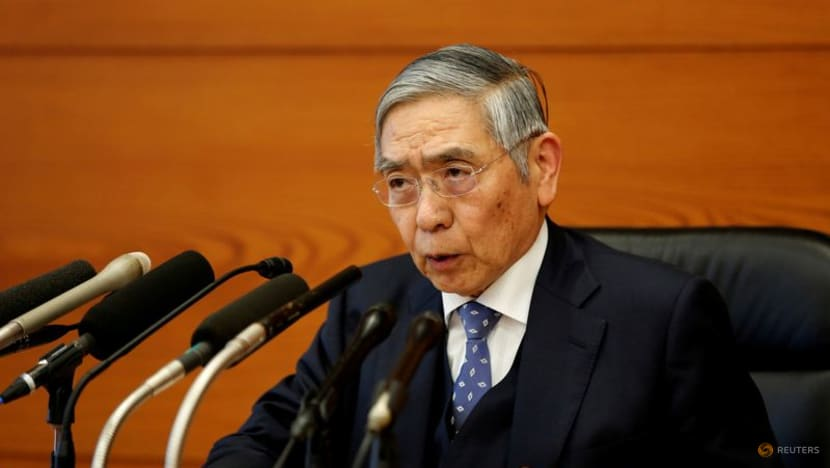 BOJ's Kuroda: Told G20 that global economy continues to recover