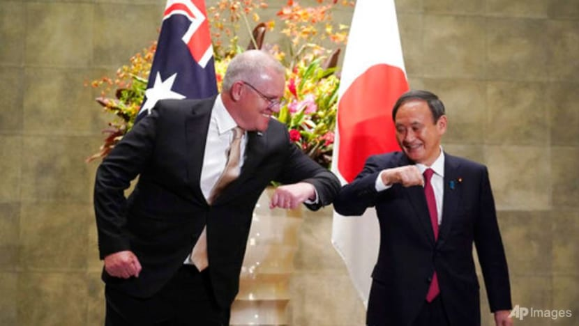 Australia, Japan to bolster defence ties amid China's rise