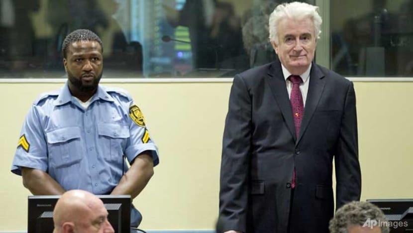Karadzic's sentence for Bosnia war crimes increased to life