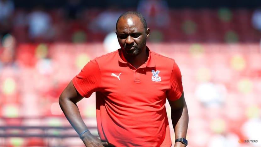 Football: Vieira has vision to make Palace sparkle