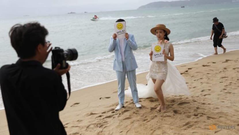 China's COVID-free 'Hawaii' chases local tourist dollar with a vengeance
