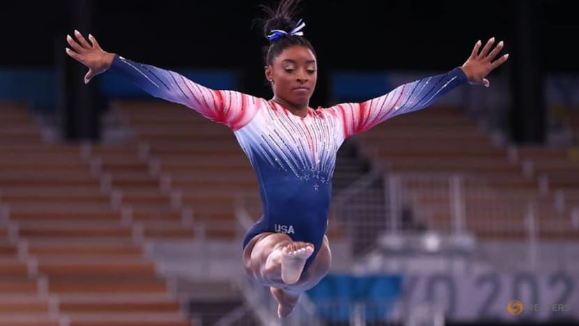 Gymnastics: Biles seeks to conquer the terrifying 'twisties'
