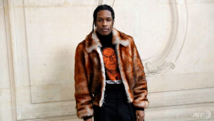 US rapper A$AP Rocky takes the stand in Sweden assault trial