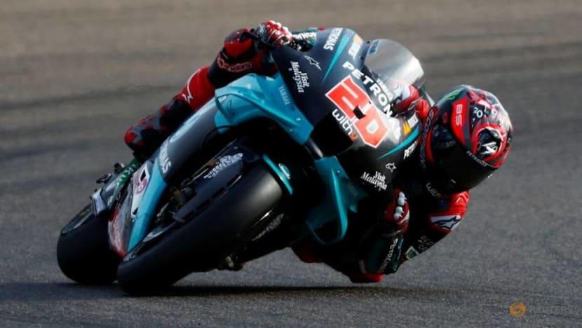 Motorcycling: Yamaha's Quartararo has arm pump surgery after Spanish GP setback