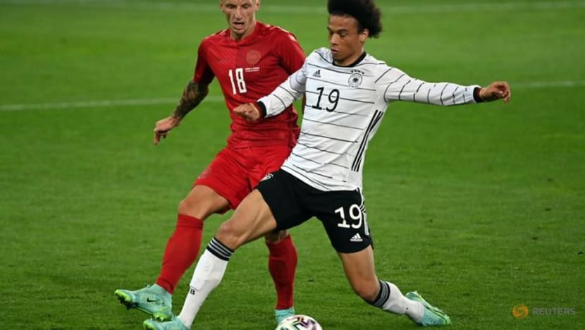Soccer-Germany dominate but settle for 1-1 draw against Denmark