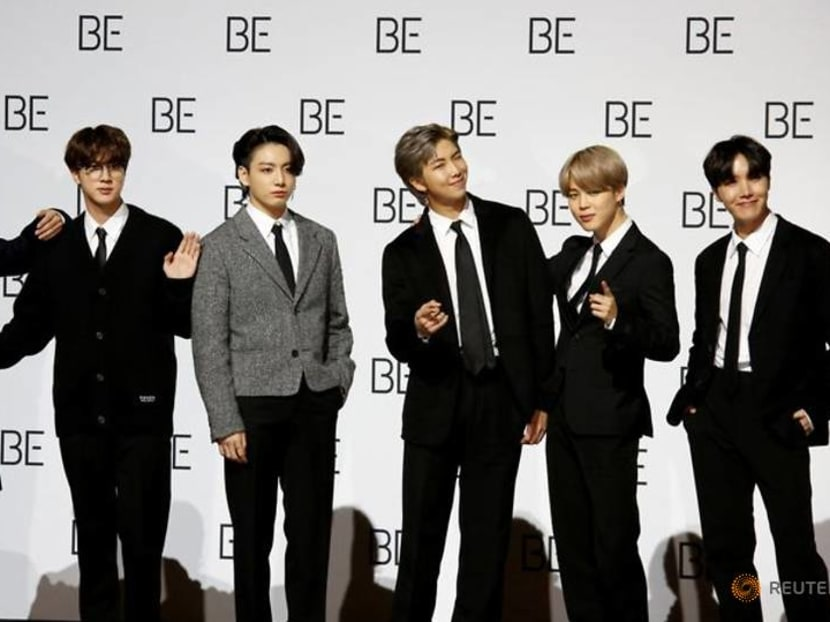 South Korea's BTS snags first Grammy nomination for a K-pop band
